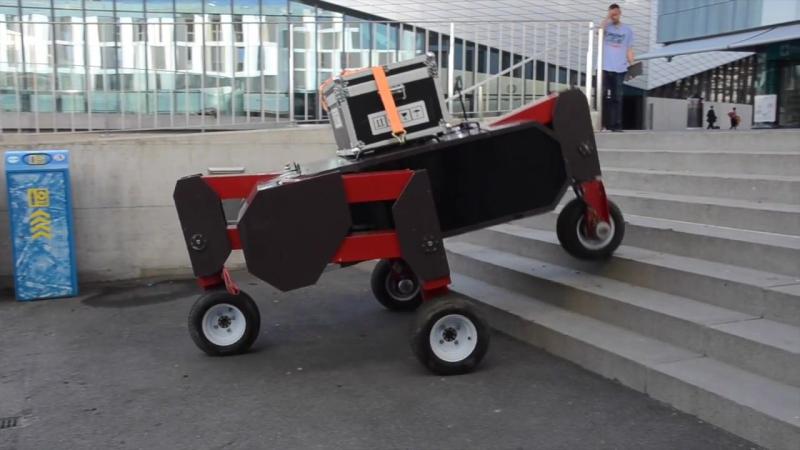 ROVéo 250 @ EPFL