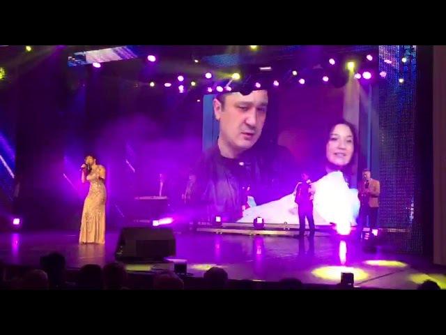 Алия Гәрәева Хәния Фәрхинең истәлек концертында