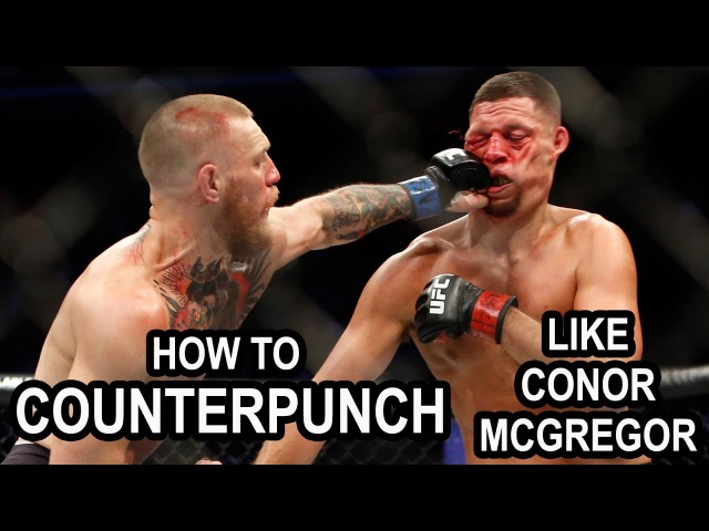How to counterpunch like Conor McGregor