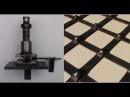 Станок для кованой сетки Amazing Homemade machines