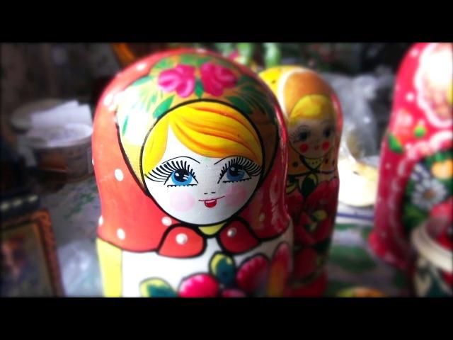 Майдан, где все делают матрёшки | НЕИЗВЕСТНАЯ РОССИЯ