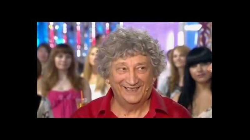 Юрий Энтин и Геннадий Гладков смешно поют малышковую песню