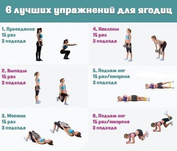 Популярные комплексы для похудения
