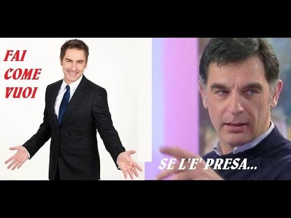 LA TELEFONATA SINCERA E FRANCA TRA MARCO LIORNI E TIBERIO TIMPERI..CI SIAMO DETTO...
