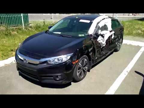Доставка 2017 Honda Civik авто из США