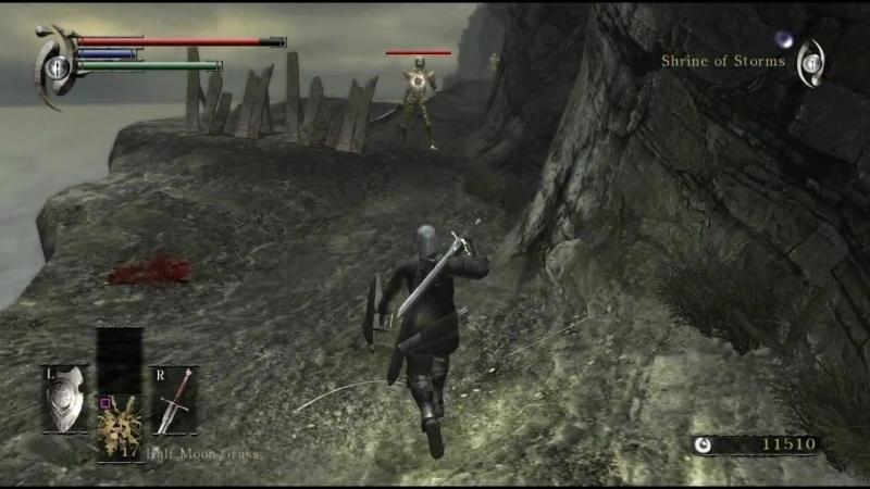 Demon's Souls – 11 – Попкоп устраивает геноцид в 4-1