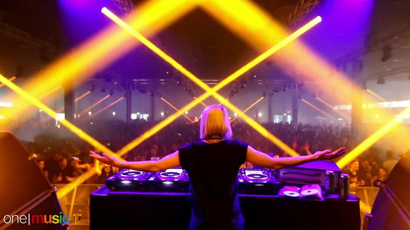 Klaudia Gawlas closing set w Papillon @ Hyperspace 2018 (Budapest), 2018.04.21. - OneMusic