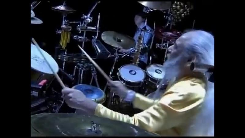 Ришад Шафи DRUMS SHOW - Золотой Бубен (концерт в Ханты-Мансийске)