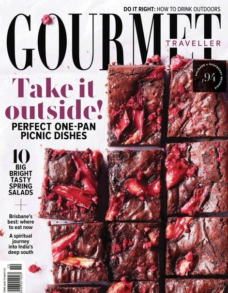 2018-10-01 Australian Gourmet Traveller