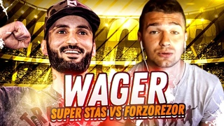 FORZOREZOR VS SUPER STAS | ВАГЕР МАТЧ | FUT 18