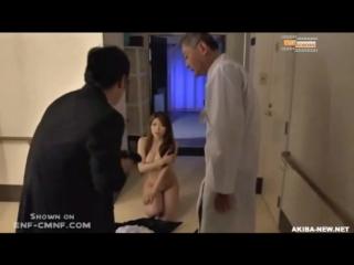 Японский CMNF, принудительная нагота, принудительное раздевание под дулом пистолета