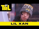 Lil Xan Intreview TRL