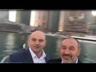 Новости из Дубаи от президента  PLC Group AG PlatinCoin