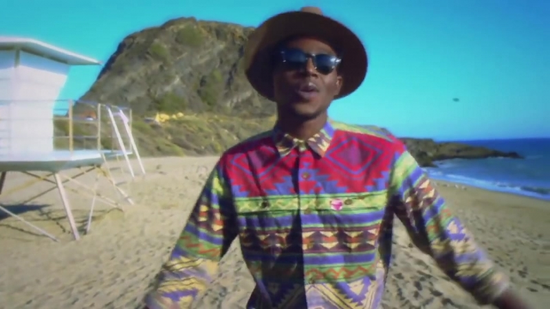 Theophilus London - Flying Overseas (feat. Devonte Hynes And Solange Knowles)