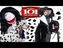 Кукла Стервелла Де Виль (Cruella De Vil) 101 далматинец Обзор