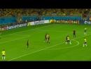 Бразилия 1 7 Германия Полуфинал ЧМ 2014