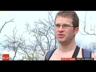 Gilles le suisse chez les nudistes – 7 ã la une