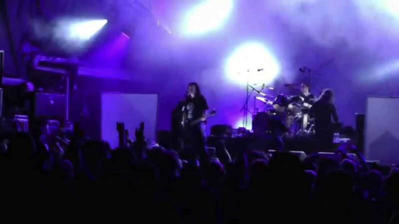 CARCASS Fall of summer festival Blackwaters stage Torcy FR 05 septembre 2014