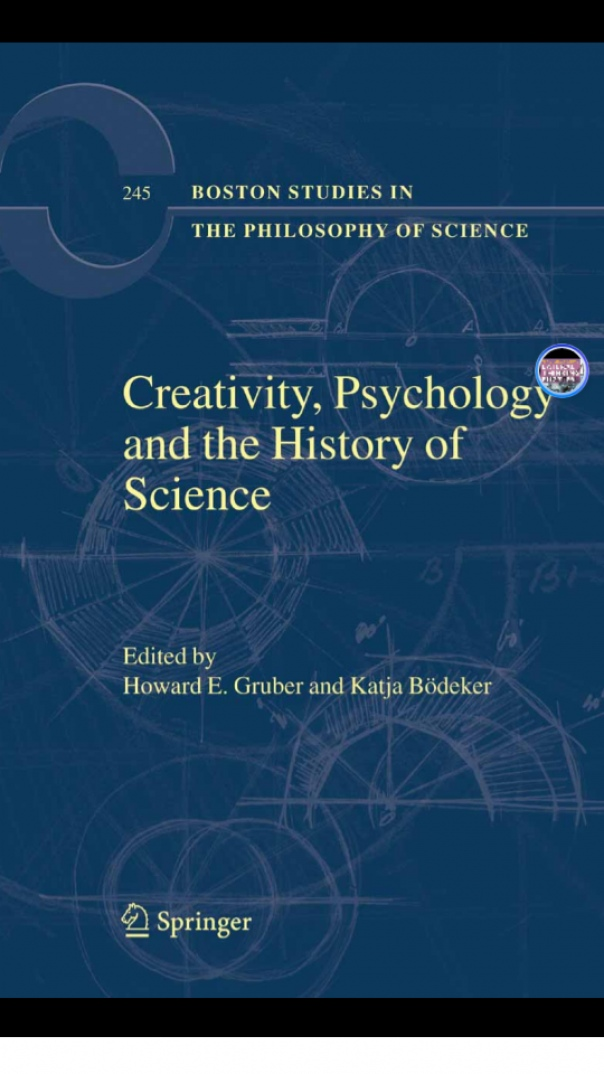 Creativity  Psychology and the study of science