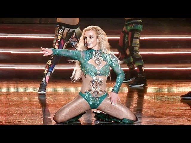 Britney Spears - Stronger You Drive Me Crazy (Live From Las Vegas)