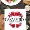 Мясной ресторан CASA del МЯСО