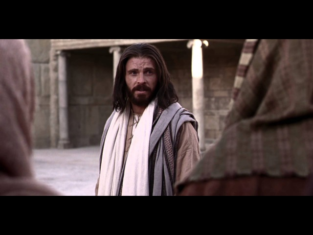 Jesus erklärt Ich bin das Licht der Welt. Die Wahrheit wird euch befreien.