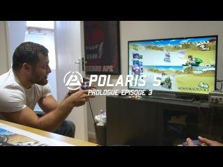 Polaris 5 Prologue Episode 3 - Jake Shields, Dan Strauss, Brad Pickett, Phil Harris