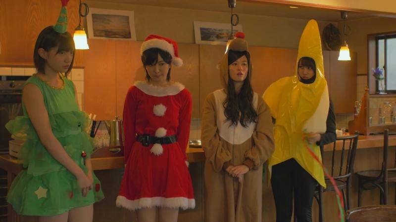 161205 Hi Holonomic Kei Chamise no Girl Episode 4 Christmas Mood Hakki Dai Sakusen