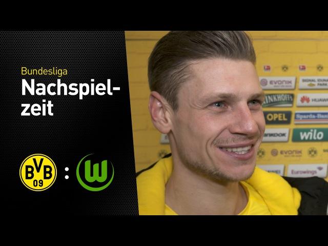 Goalgetter Lukasz Piszczek im Interview BVB VfL Wolfsburg 3 0