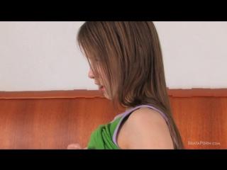 Русская стуентка мастурбирует за деньги. Beata Undine (teen, beata, skinny, masturbation, solo, hd 1080)