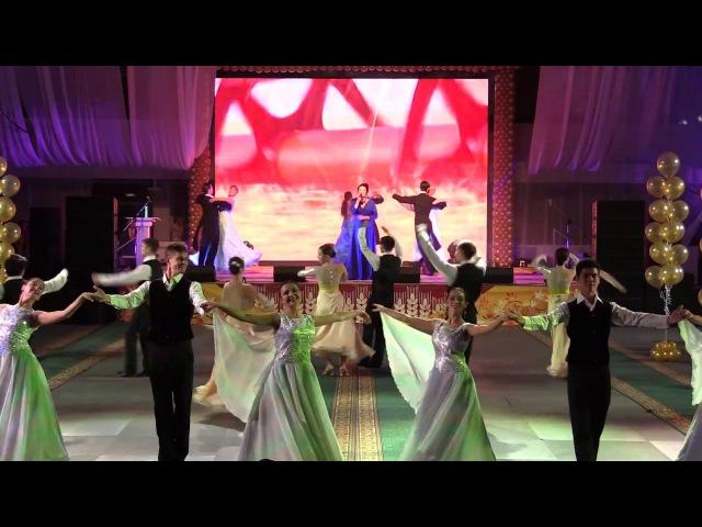 День урожая 2016 Город Заинск Шоу балет Де лайф