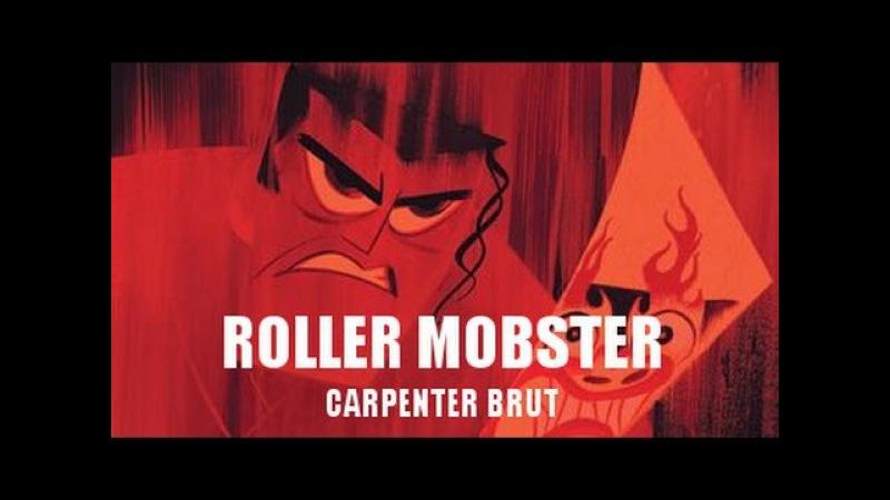 AMV CMV Samurai Jack Roller Mobster Carpenter Brut