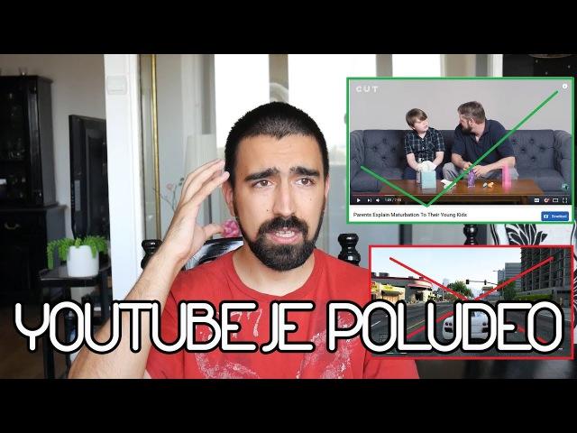 YouTube JE POLUDEO   Gašenje zarade i cenzura
