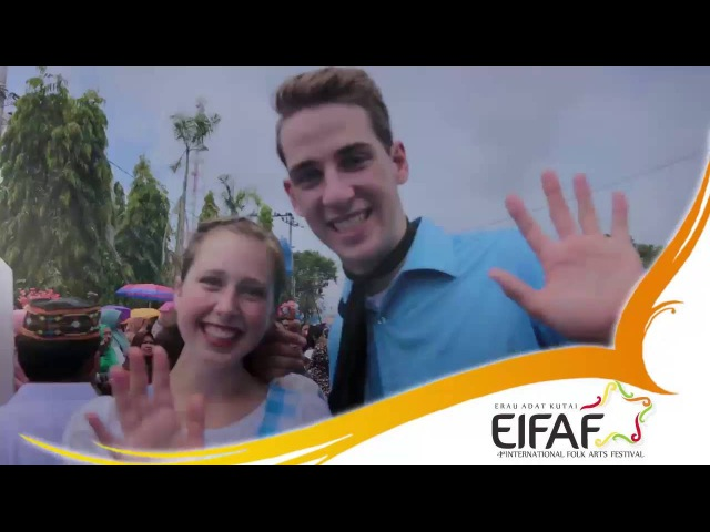 Erau Adat Kutai IFAF 2016 | Express Edit