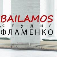 Логотип Студия фламенко BAILAMOS в Нижнем Новгороде
