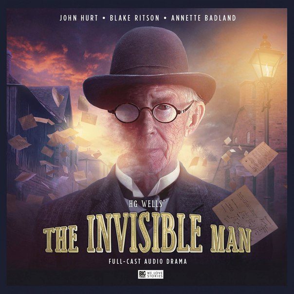 The Invisible Man - HG Wells