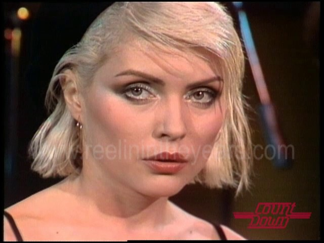 Blondie One Way Or Another on Countdown 1979