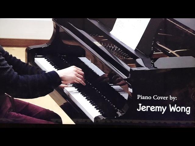 SOS d'un terrien en détresse Instrumental cover by pianist Jeremy Wong