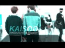 Kaisoo without you here I disappear