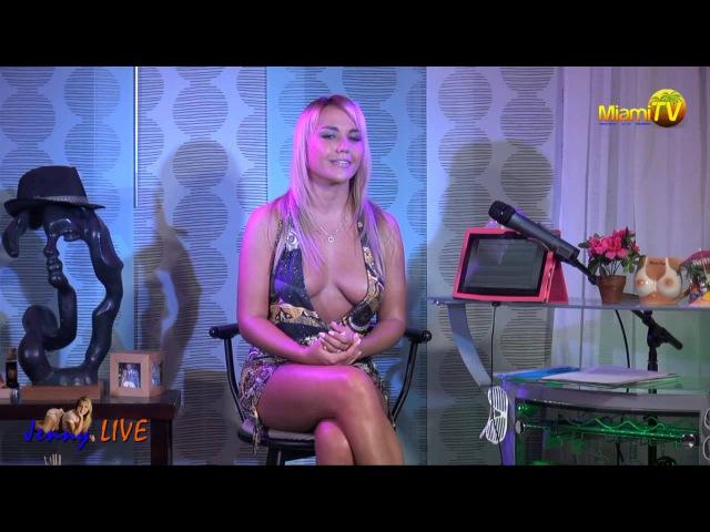 Jenny Live 466 Parental Sex Guidance Jenny Scordamaglia Miami TV