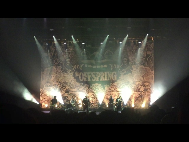 THE OFFSPRING Can't Get My Head Around You PUNKSPRING FINAL KOBE 2017