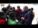 14 12 2016 Мастер класс в хоккейной школе от Александра Гулявцева и Андрея Козырева