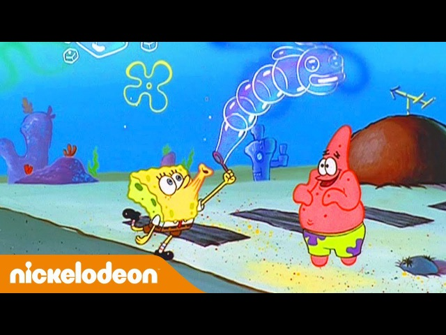 Губка Боб Квадратные Штаны 1 сезон 2 серия Nickelodeon