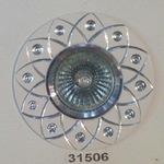Врезной светильник 31506 WH