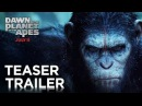 Dawn of the Planet of the Apes Official Teaser Trailer HD 20th Century FOX