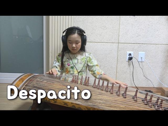 Luis Fonsi - Despacito Cover 초등학생이 연주하는 가야금