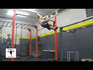 BICEPS FRONT LEVER - New strength element!
