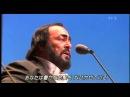 Luciano Pavarotti - 3 Tenors - Yokohama 2002