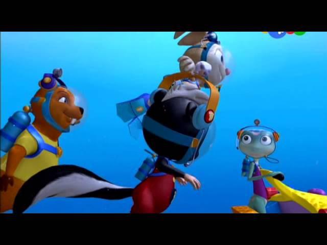 В мире дикой природы Морские жители