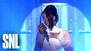 Cardi B: Be Careful (Live) - SNL [Рифмы и Панчи]